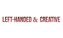 LEFT-HANDED & Creative